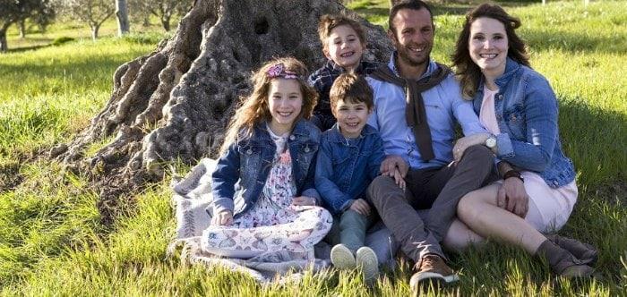 Foto Famiglia frantoio